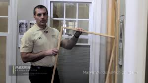 Marvin Retractable Screen Marvin Design Gallery Screen Options For Casement Windows Youtube
