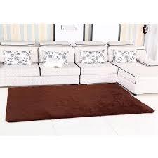 fluffy rugs anti skiding shaggy area rug dining room carpet floor