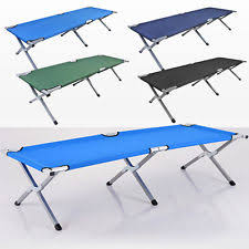 Camping Folding Bed Camp Bed Ebay