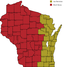 Wisconsin On Map by Wisconsin Department Of Veterans Affairs State Approving Agency