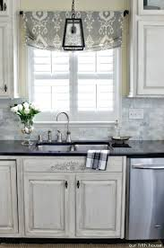 kitchen window valances ideas best 25 kitchen window valances ideas on valence kitchen