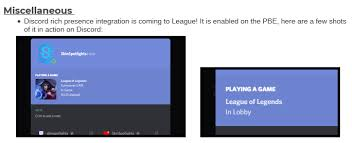 discord integration more detailed discord integration coming to league of legends