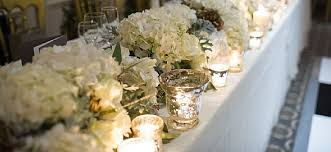 top table garland for flowers