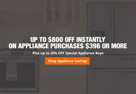 Home Depot Cabinet Specials - specials u0026 offers at the home depot