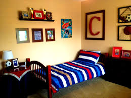 Cheap Bedroom Accessories Bedroom Exciting Images About Sports Themed Kids Room For Lover