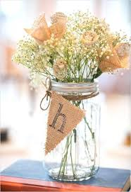 jar flower centerpieces jar flower arrangements beautiful wedding centerpieces