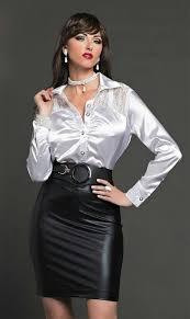 in satin blouses in satin blouses with model image sobatapk com