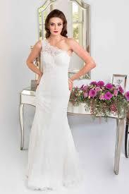 One Shoulder Wedding Dress One Shoulder Lace Wedding Dress Bridal Gowns Veils