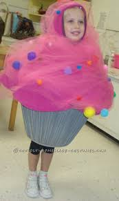 Lamp Shade Halloween Costume Cupcake Toddler Costume Sprinkles Cherry