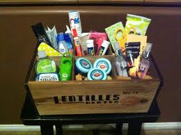 bathroom basket ideas best 25 wedding toiletry basket ideas on wedding