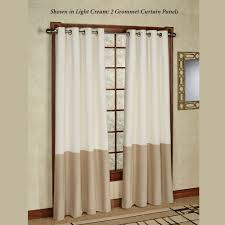 Walmart Red Grommet Curtains by Grommet Panel Curtains Grommet Curtains And Tab Top Panels Touch