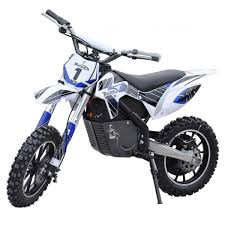 electric motocross bikes rocket db500 electric battery dirt bike 36v motorbike blue