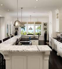 shaped kitchen islands wood countertops u shaped kitchen island lighting flooring