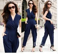 jumpsuits on sale best 2012new fashion harem womens jumpsuits summer sleevess big