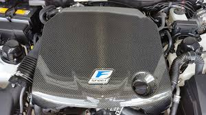 lexus of valencia staff f sport carbon fiber engine cover lucky find clublexus lexus