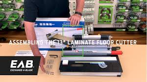 Saw Blade For Laminate Flooring Eab How To Assemble The 13