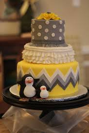 Penguin Baby Shower Decorations Best 25 Unisex Baby Shower Cakes Ideas On Pinterest Baby