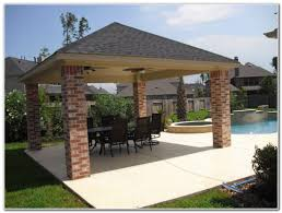 Lattice Patio Cover Design by Free Standing Lattice Patio Cover Plans Patios Home Design