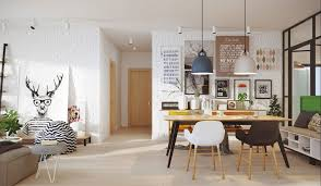 esszimmer im wohnzimmer schöne skandinavische esszimmer design ideen die sie begeistern wird