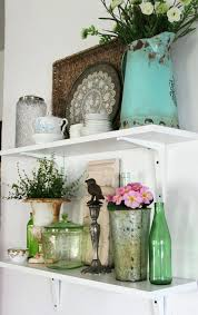 kitchen shelves decorating ideas surprising decorating kitchen shelves gallery best ideas exterior