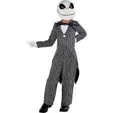boys skellington costume the nightmare before