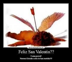 Imagenes De Desamor San Valentin | feliz san valentin desmotivaciones