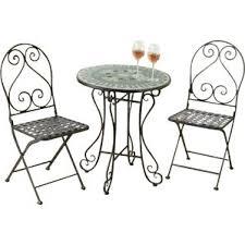 Mosaic Bistro Table Set Mosaic Patio Dining Sets You U0027ll Love Wayfair