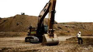 robotic excavator asi