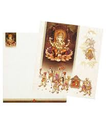 Buy Invitation Cards Online Nakoda Cards Doli Baraat Invitation Card Pack Of 100 Buy Online