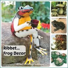 Decorative Frogs 130 Best Garden Frogs Images On Pinterest Frogs Garden Ideas