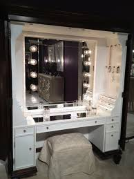 lighted makeup vanity table mirror bedroom and living room image