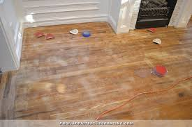 to address my hardwood floors paint overspray paint spills