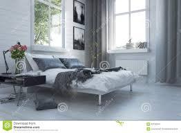 chambre a coucher gris et ides de chambre a coucher blanche et grise galerie dimages