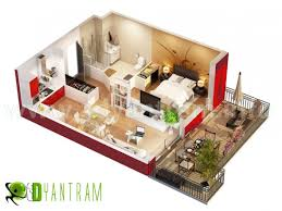 3d home design with plan decohome
