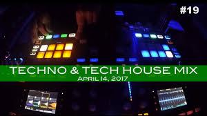 techno u0026 tech house mix deep underground house dance april 14