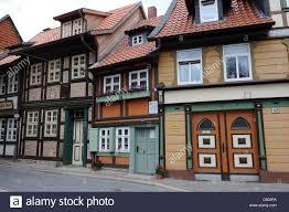 Haus Deutschland The U0027kleinste Haus U0027 Smallest House Museum In Wernigerode In The