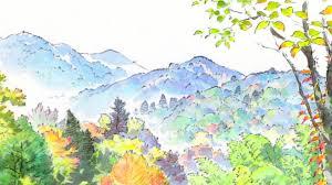 imagenes animadas de otoño fondos de pantalla pintura rama peliculas animadas mural el