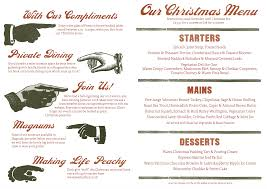 your christmas party or meal at the swan salford