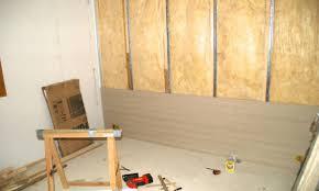 bardage bois chambre poser du lambris bois mural