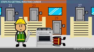 be an apartment maintenance technician career information