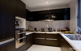 U Shaped Kitchen Designs With Breakfast Bar by Best U Shaped Modern Kitchen Designs 20 For Home Design Ideas With