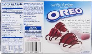 where to buy white fudge oreos nabisco white fudge covered oreo cookies 8 5 oz walmart