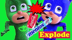 pj masks episodes catboy fat explodes gekko pj masks