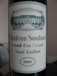 learn about chateau soutard st 2006 château soutard bordeaux libournais st émilion
