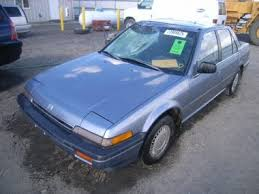 1987 honda accord lxi hatchback used 1987 honda accord lxi car for sale at auctionexport