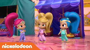 Shimmer and Shine Meet Zeta
