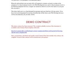 overdue invoice letter 6 free word pdf documents outstanding