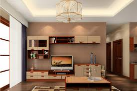 Livingroom Units For The Open Cabinets Adds Elegance To The Living Room Wall Unit