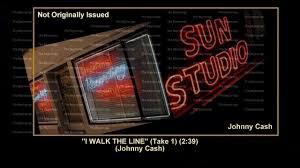 1956 sun u0027 u0027i walk u0027 u0027 1 johnny cash