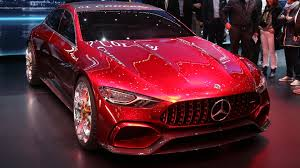 mercedes amg concept mercedes amg gt concept is the hybrid sports car for the whole family